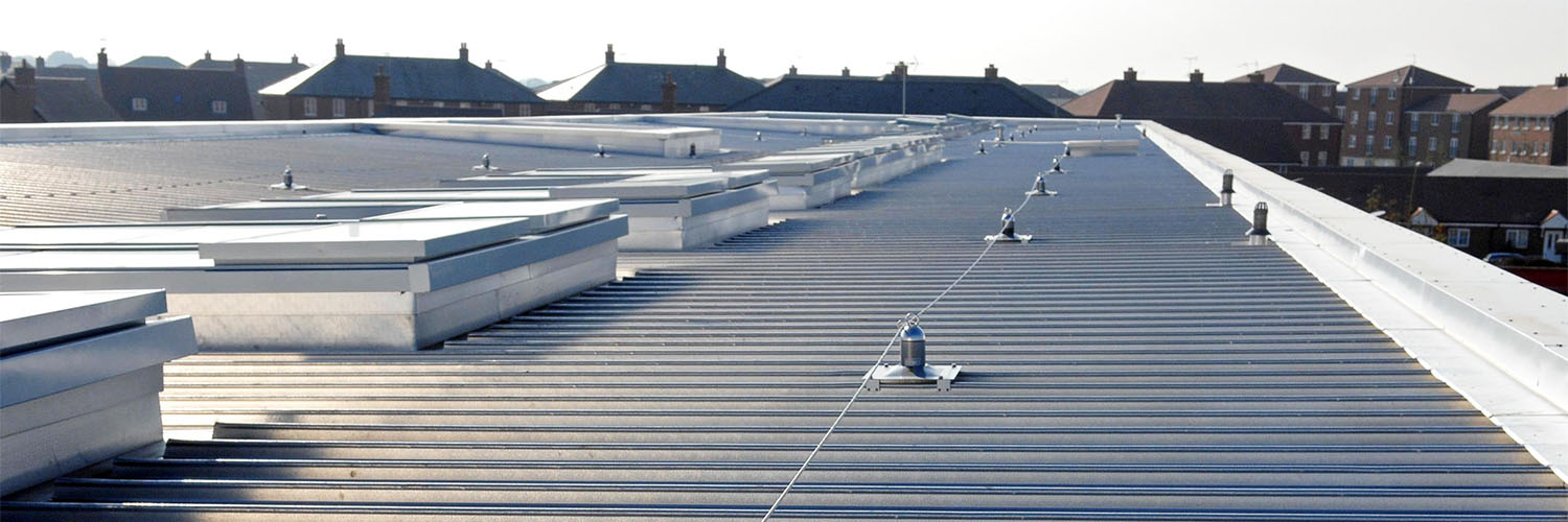 Industrial Roofing Repairs Cladding Throughout The Uk